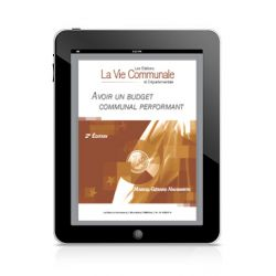 Avoir un budget communal performant (e-book)
