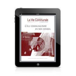 L'élu communautaire en son conseil (e-book)