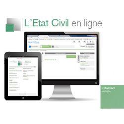 L'Etat Civil en ligne