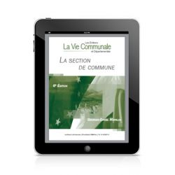 La section de commune (e-book)